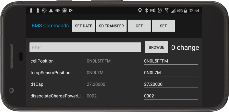 command manager ion lens