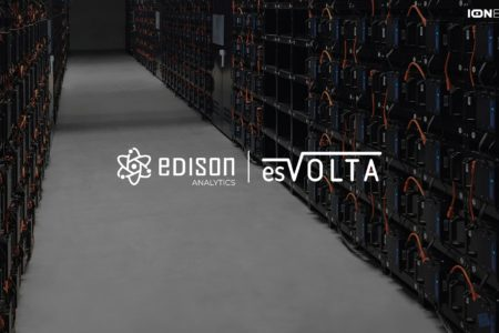 esVolta selects ION Energy's data analytics platform to improve operational efficiency of its battery energy storage projects [Press Release]